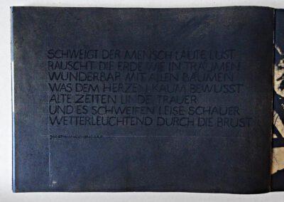 SUM-I | 2017 | Buchdetail 05 | 42 x 30 cm | © Martina Stürzl-Koch